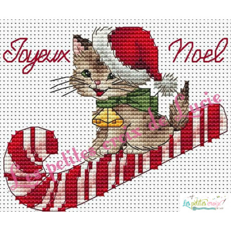Joyeux Noël Chaton