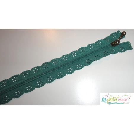 Couleur vert sapin -18 cm