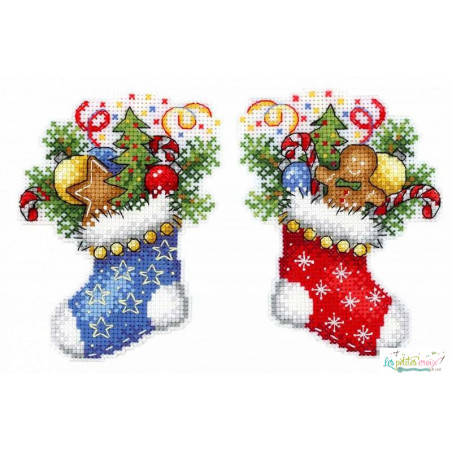 Chaussettes de Noël