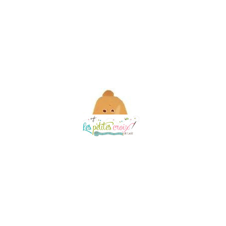 Bouton Tiny gold bell
