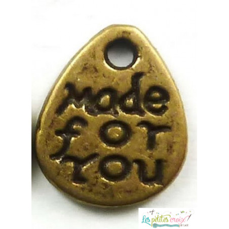 Charm made for you
