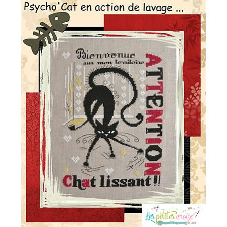 Chat lissant