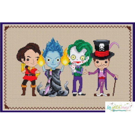 Les princes du mal