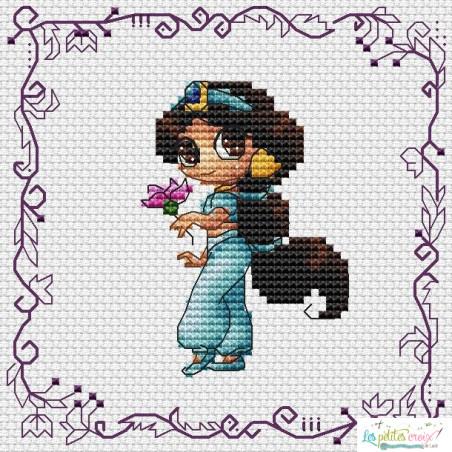 Baby Princess Jasmine...