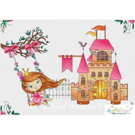 Lili au chateau