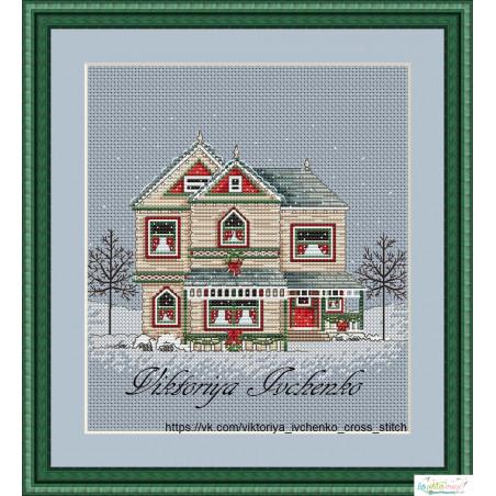 Cottage de Noël