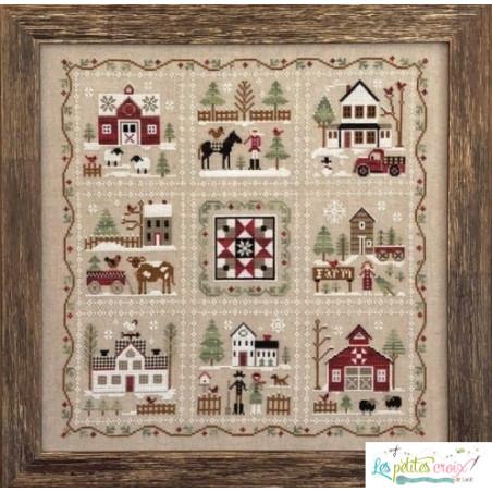 Farmhouse Christmas : Pack...
