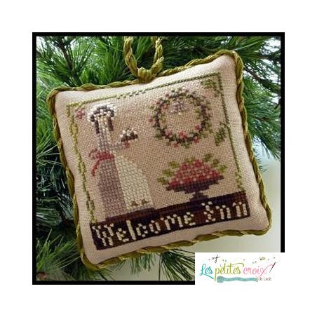 The sampler tree : Welcome inn