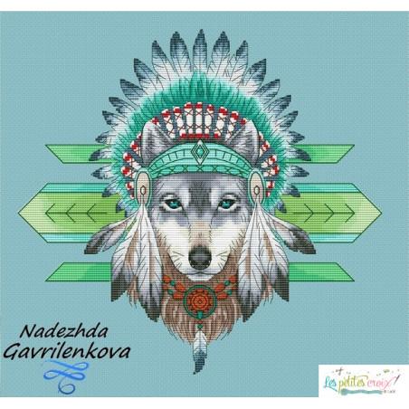 Loup indien