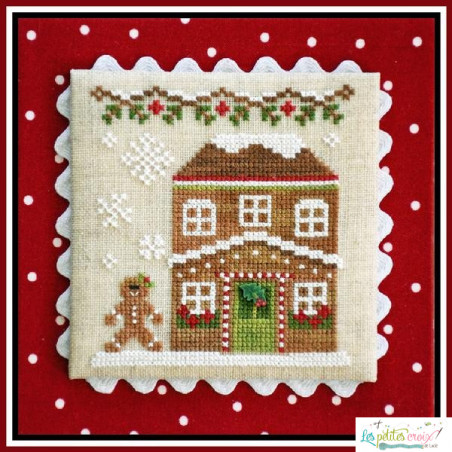 Gingerbread Village :...