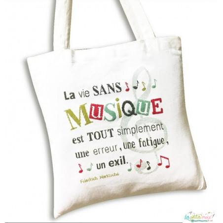 Le sac à musique