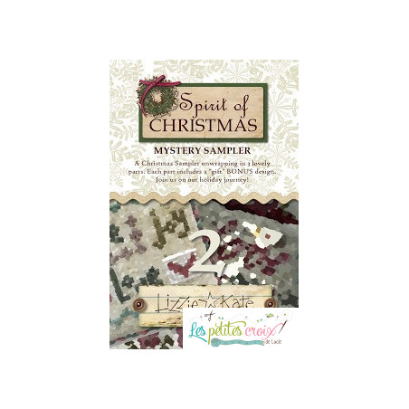 Spirit of christmas - Grille 2