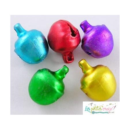 Grelot multicolores