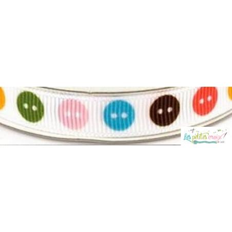 Ruban boutons