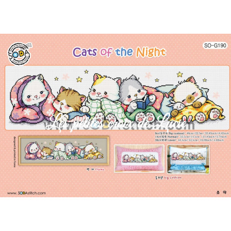 Cats of the night