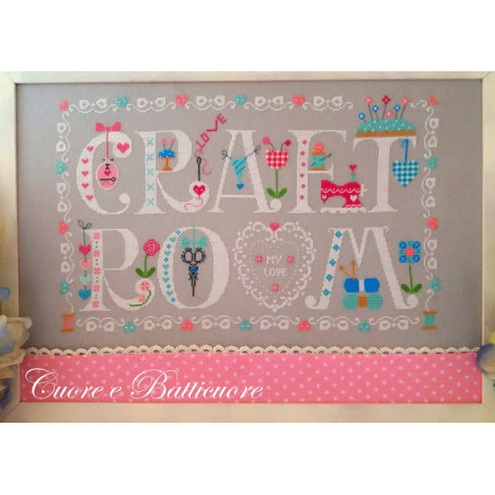 Craft room my love
