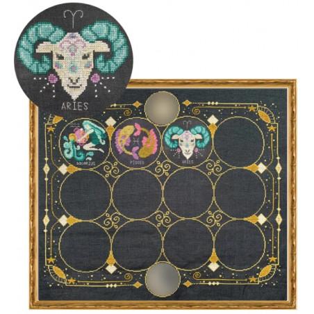 Zodiac signs - partie 3