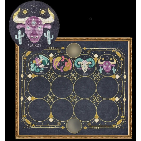 Zodiac signs - partie 4