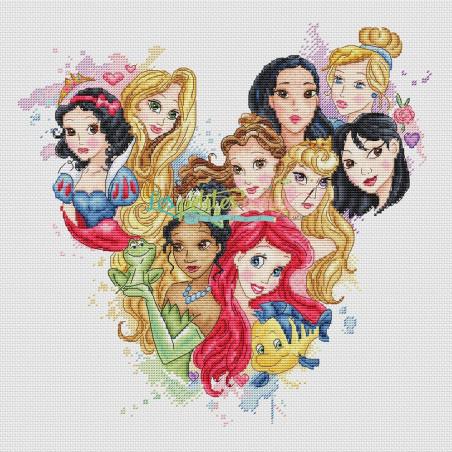 Les princesses du royaume