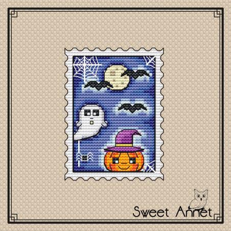 Timbre halloween