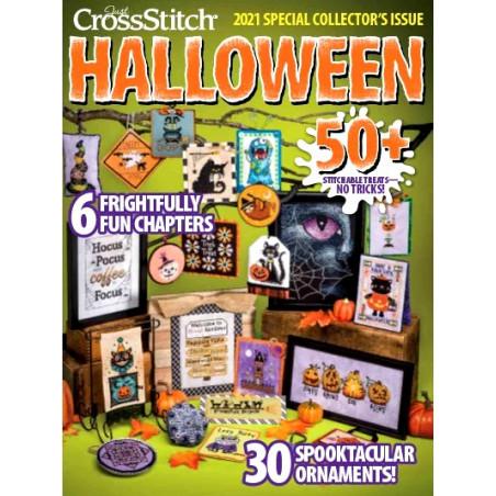 Just Cross Stitch Halloween...